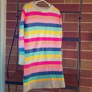 Gap kids sweater dress